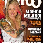 Septebmer 2008 Tattoo Magazine