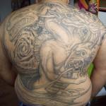 dragon tattoo picture