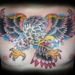eagle tattoo picture by T Massari
