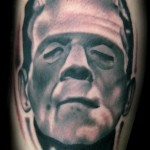 frankenstein tattoo picture by T Massari