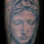 religious tattoo picture by T Massari