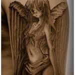 manga angel