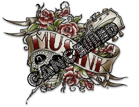 LA Ink's Kat Von D Attempts A 24 Hour Guinness World Tattoo Record