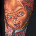 chuckie tattoo