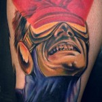 cyclops tattoo