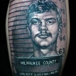 Tim Kern jeffrey dahmer tattoo