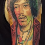 jimmy hendrix tattoo