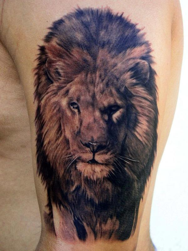 Know a great tattoo artist who is good at animal tattoo pictures and