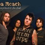 metamorphosis in ink papa roach