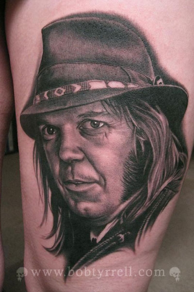 Tattoo Blog » Uncategorized » neil young tattoo