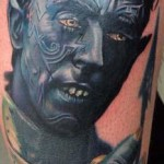nightcrawler tattoo