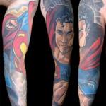 superman sleeve