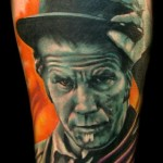 tom waits tattoo