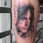 trent reznor tattoo