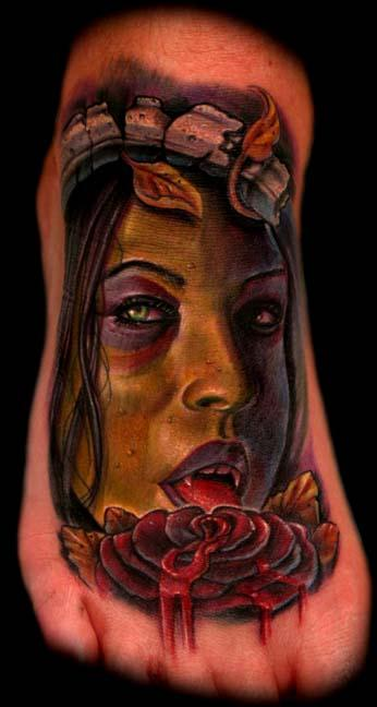 0b71ad526 Tattoo Concept: monster tattoos