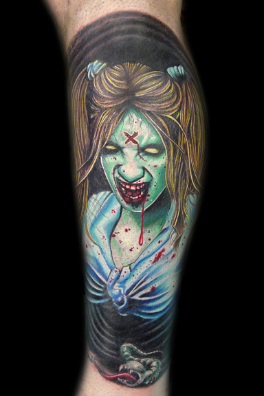 Tags: Brandon Bond, tattoo designs, Tattoo Pictures, Zombie Tattoos