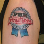 pbr street gang tattoo