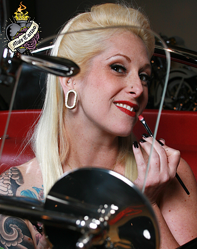 Tattoo blog miss tattoo miss lili d lish for Miss tattoo pageant