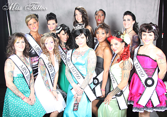 Tattoo blog miss tattoo is casting for contestants in for Miss tattoo pageant