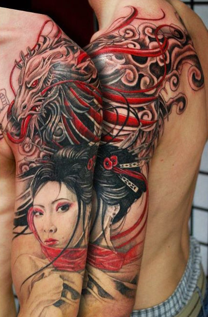 Tattoo Blog » Ben Hamill