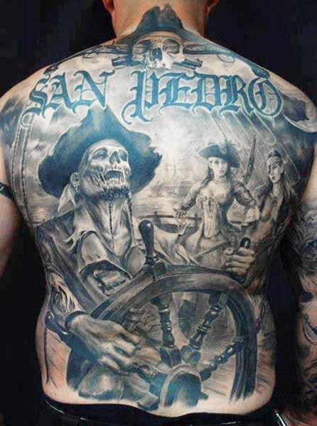 Tattoo Blog » Carlos