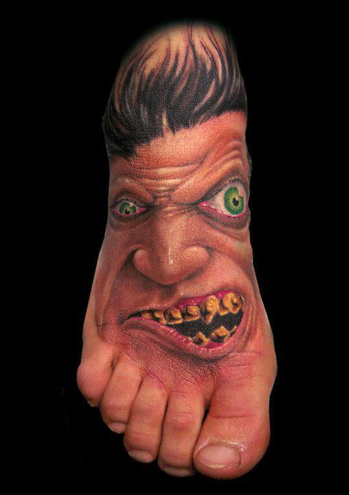 Tattoo Blog » Randy Engelhard
