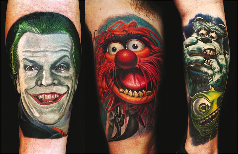Tattoo Blog » Nikko Hurtado 2